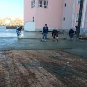 İzmir Saha Betonu